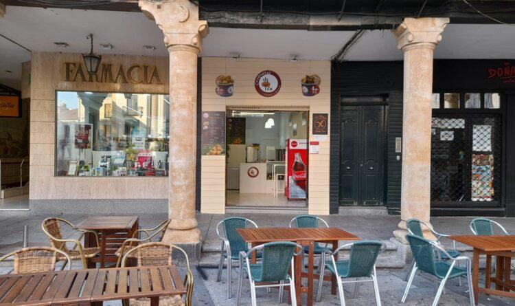 Nueva tienda Croquetas Tila